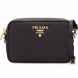 ed2e6d799f0a Women's Prada Saffiano Leather Handbags | Poshmark